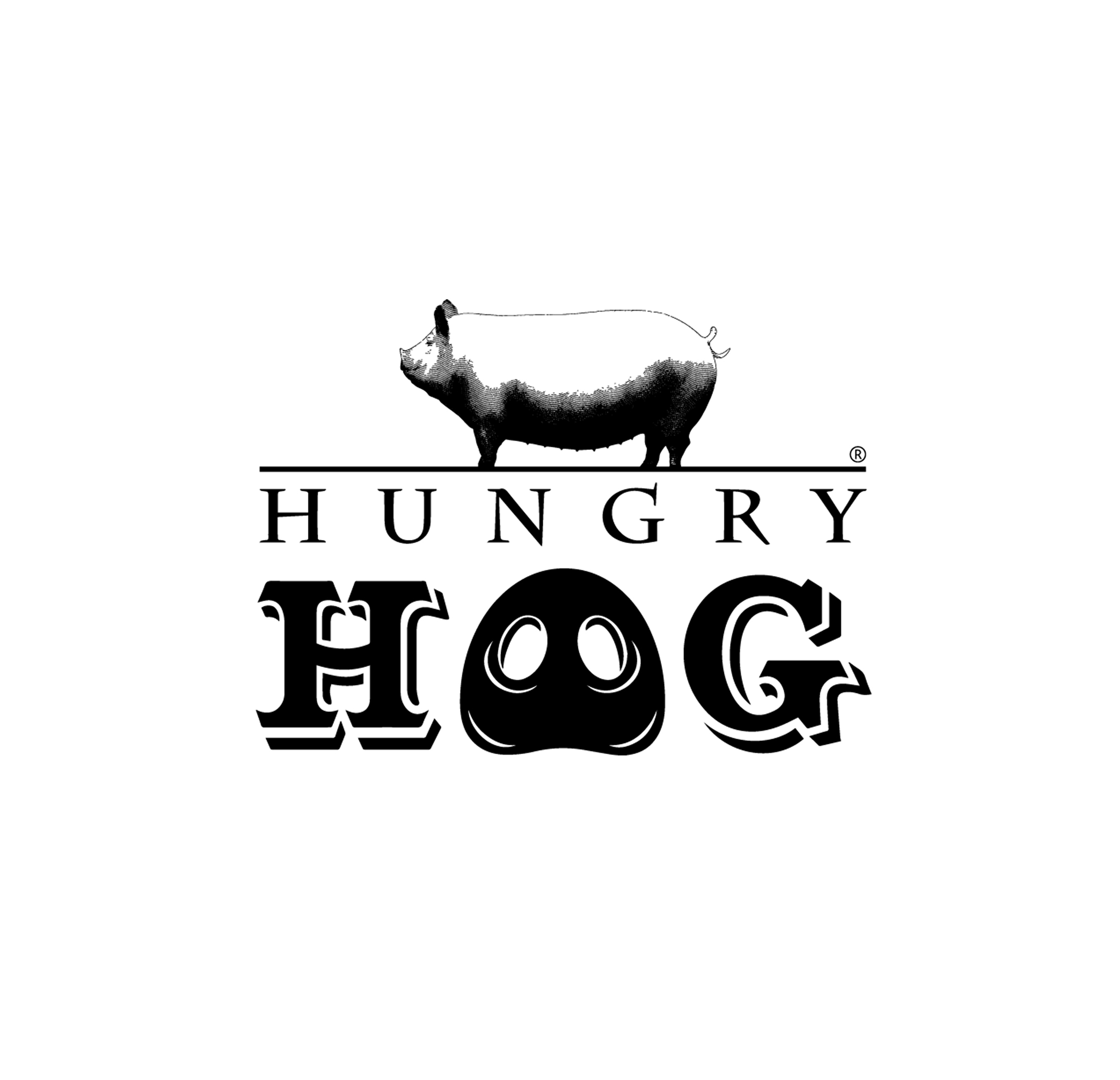 Hungry Hog Logo