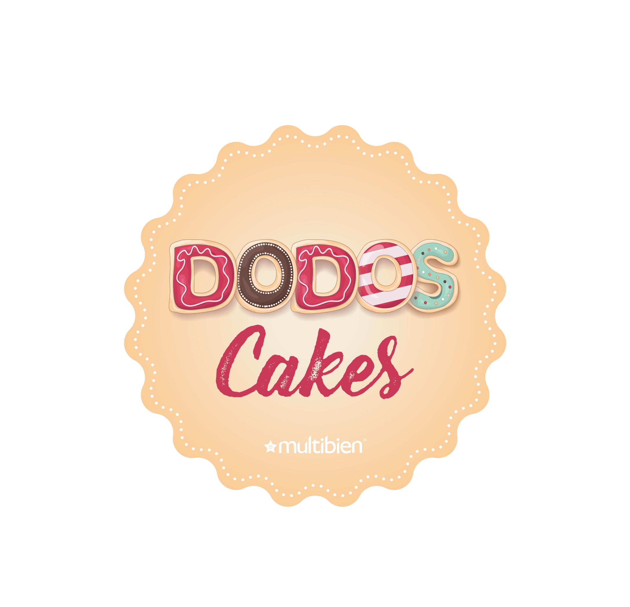 Dodos Cakes Logo