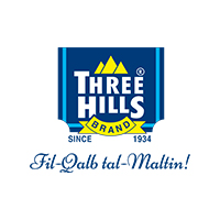 three hills logo